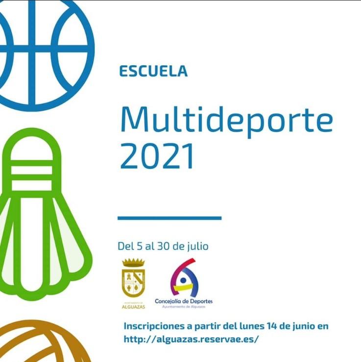 Escuela Multideporte 2021